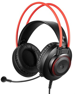 A4tech Bloody G200 7-Color Gaming Headphone for PC/XBOX/PS4/PS5/Switch/Mobile/Laptop