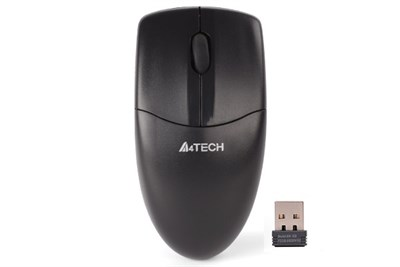 A4tech G3-220N (Black) Wireless Mouse
