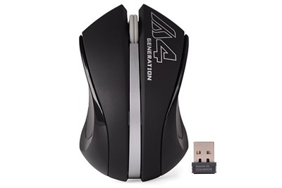 A4tech G3-310N (Black) Wireless Mouse