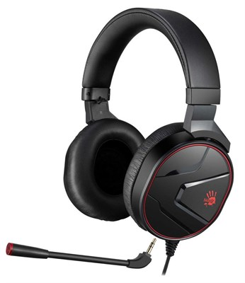 A4tech Bloody G600i Virtual 7.1 Surround Sound Gaming Headphone for Mobile/PC/Laptop/PS4/PS5/XBOX