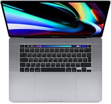 "Apple Macbook Pro MVVJ2 9th Gen Ci7, 16GB, 512GB SSD, AMD Radeon Pro 5300M 4GB, 16"" Retina, macOS"
