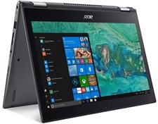 "Acer Spin 5 SP513-53N-77EJ 2 in 1 8th Gen Core i7, 8GB, 512GB SSD, 13.3"" FHD Touch, W10"