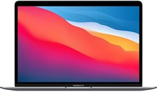 "Apple Macbook Air 13"" MGN63 Apple M1 Chip, 8GB, 256GB SSD, 13.3"" Retina IPS LED Display, macOS, Grey"