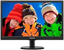 "Philips 193V5LSB2/10 18.5"" LED Monitor"