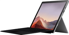 "Microsoft Surface Pro 7 10th Gen Core i5, 8GB, 128GBSSD, 12.3""Touch, W10 + Black Surface Type Cover"