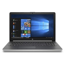 "HP 15-DA1005NE Laptop 8th Gen Ci5, 4GB DDR4, 1TB HDD, 2GB NVIDIA MX110, 15.6""FHD, W10, Silver"