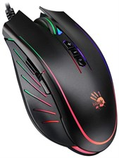 A4tech Bloody Q81 Curve Neon X'Glide Gaming Mouse