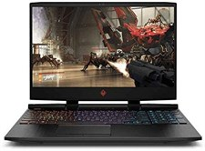 "HP Omen 15-DC1069WM Gaming Laptop 9th Gen Ci7, 16GB,1TB+256GB SSD,RTX 2060 6GB,15.6"" FHD 144Hz, W10"