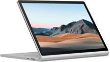 "Microsoft Surface Book 3 SLZ-00001 10th Gen Ci7, 16GB, 256GB SSD, GTX1660Ti, 15"" Display, W10"