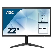 "AOC LED 22"" 22B1HS Monitor"