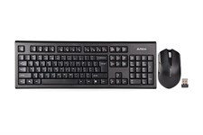 A4tech 3000N Wireless Keyboard & Mouse Set