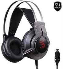 A4tech Bloody G437 7.1 Virtual Surround Sound Glare USB Gaming Headset