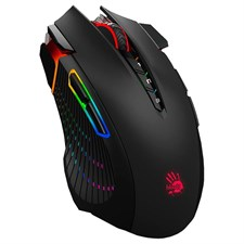 A4tech Bloody J90S 2-Fire RGB Animation Gaming Mouse