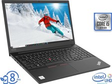 "Lenovo Thinkpad E15 10th Gen Core i5, 4GB, 1TB HDD, 15.6"" FHD, FPR, DOS, Carry Case"