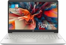 "HP 15-DY2044NR 11th Gen Core i3, 8GB, 256GB M.2 SSD, 15.6"" HD Touch, Windows 10"