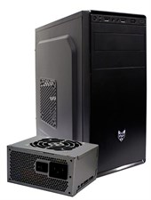 FSP CMT130 Mid Tower Chassis with 300W Power Supply