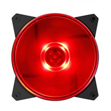 Cooler Master Master Fan MF120L Red LED