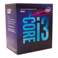 Intel Core i3-8100 8th Gen Processor
