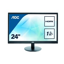 "AOC LED 24"" E2470SWH Monitor"