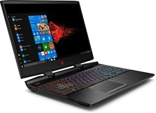 "HP Omen 15-DC1052NR 9th Gen Core i7 9750H, 16GB DDR4, 512GB SSD, 15.6"" FHD 144Hz, RTX 2060 6GB, W10"