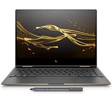 "HP Spectre 13T 8th Gen Corei7-8550U, 16GB DDR4, 512GB SSD, 13.3"" X360 FHD Touch, W10, Ash Gold, Pen"