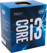 Intel Core i3-7320 7th Gen Processor