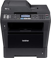 Brother MFC-8510DN High-Speed Mono Laser Printer