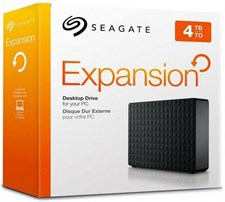 "Seagate Expansion 4TB USB 3.0 2.5"" Portable External Hard Drive"