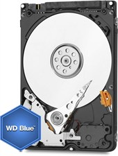 WD 1TB Blue SATA Laptop Internal Hard Drive