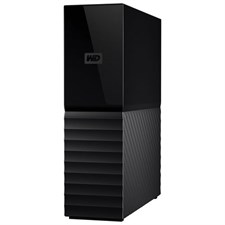 WD My Book 8TB External Hard Drive