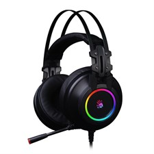 A4tech Bloody G528C Virtual 7.1 Surround Sound RGB ENC Noise Cancelling Gaming Headphone